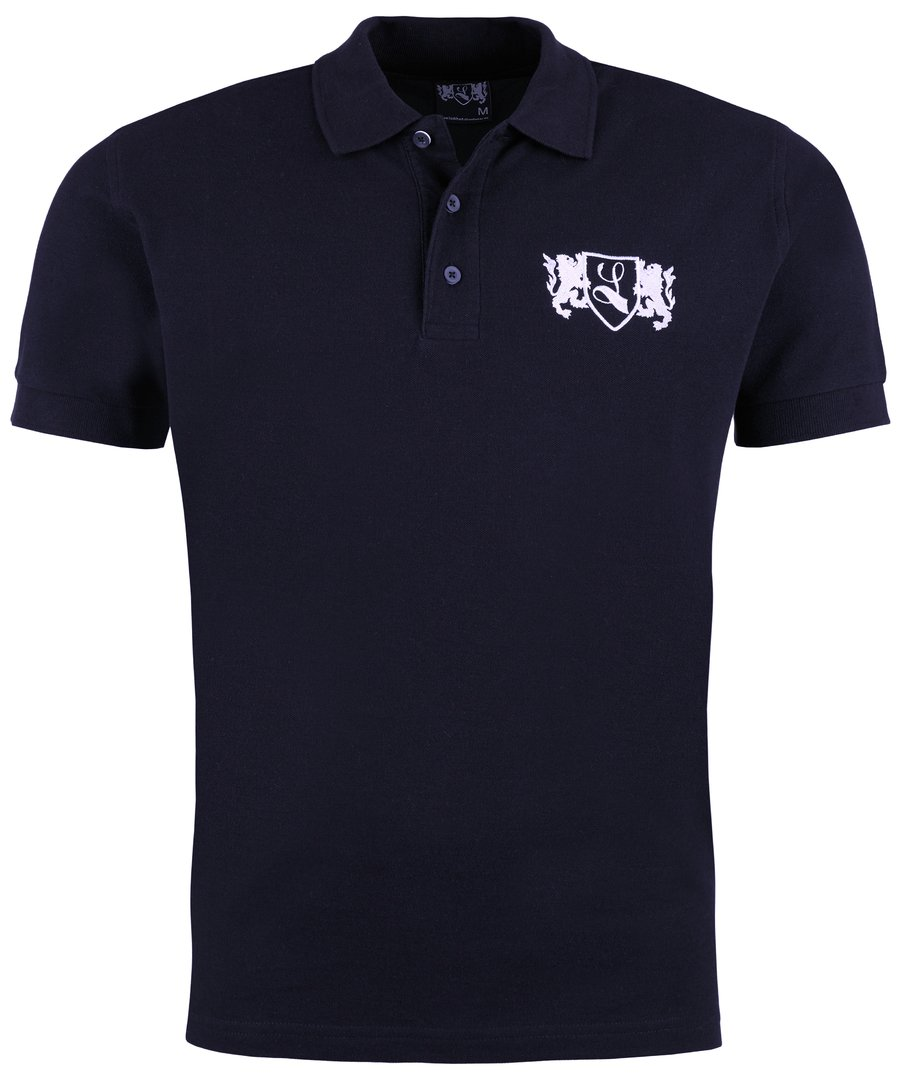 "Polo-Shirt ""Blazon"" navy"