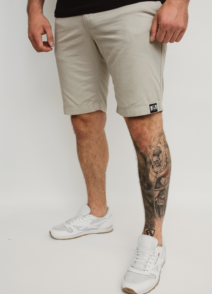 "Chino Short ""Blazon"" beige"