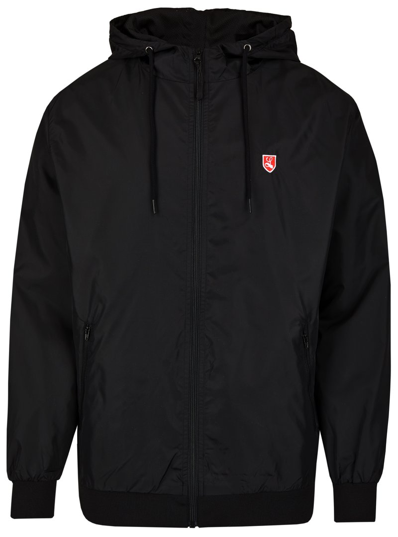 "Windbreaker ""Buckler"" black"