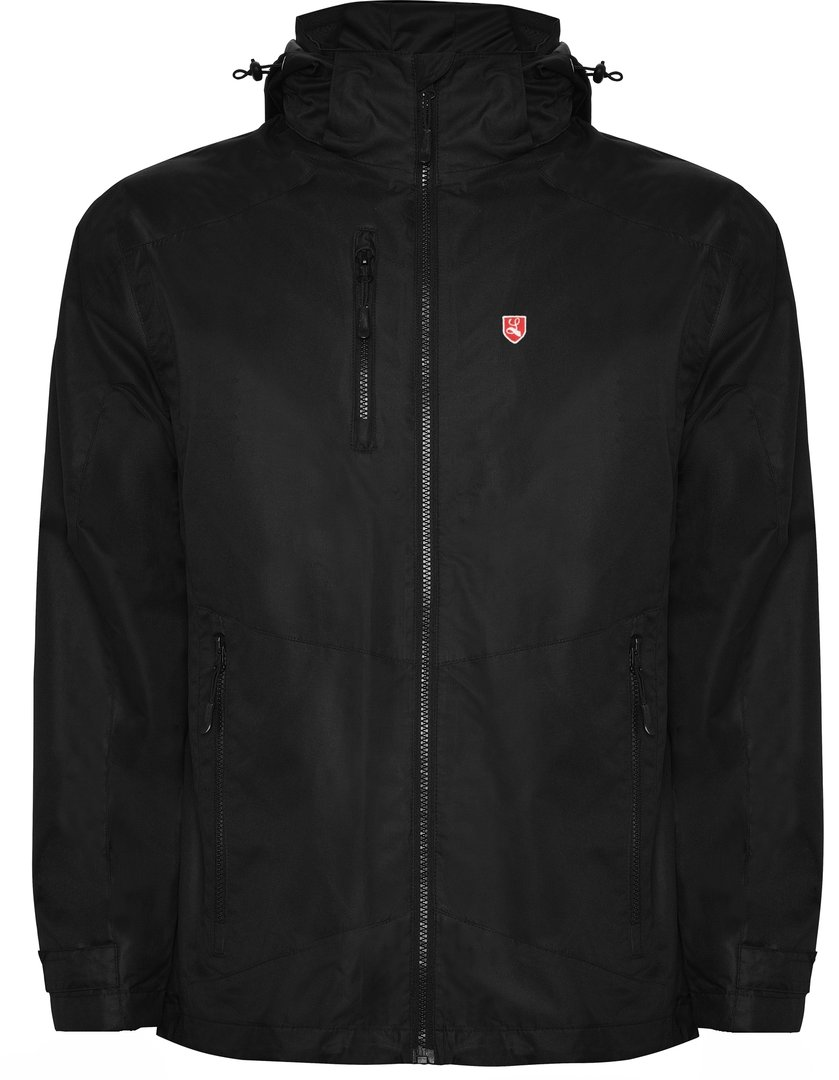 "Jacket ""Explorer"" black"