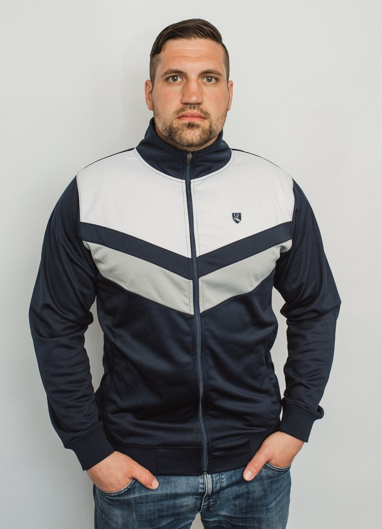 "Trainingsjacke ""Buckler"" navy"