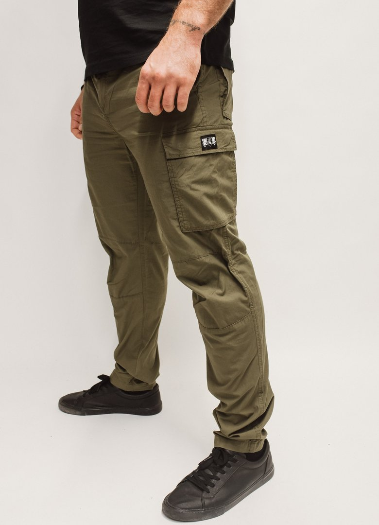"Lightweight Cargo Pants ""Blazon"" khaki"