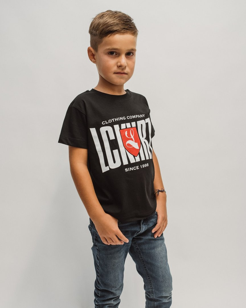 "Kids T-Shirt ""Culture"" schwarz"