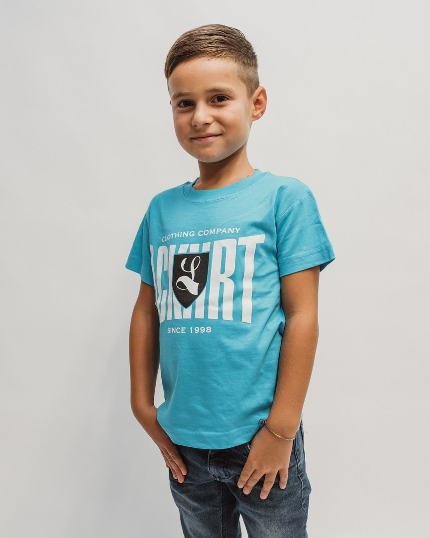 "Kids T-Shirt ""Culture"" türkis"