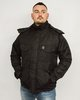 "Jacket ""North Pole"" black"