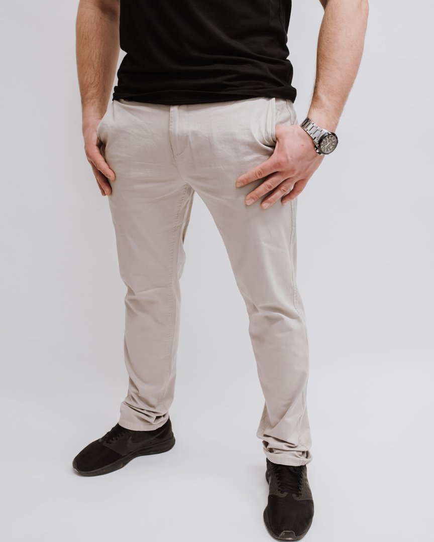 "Chino Pants ""Blazon"" beige"