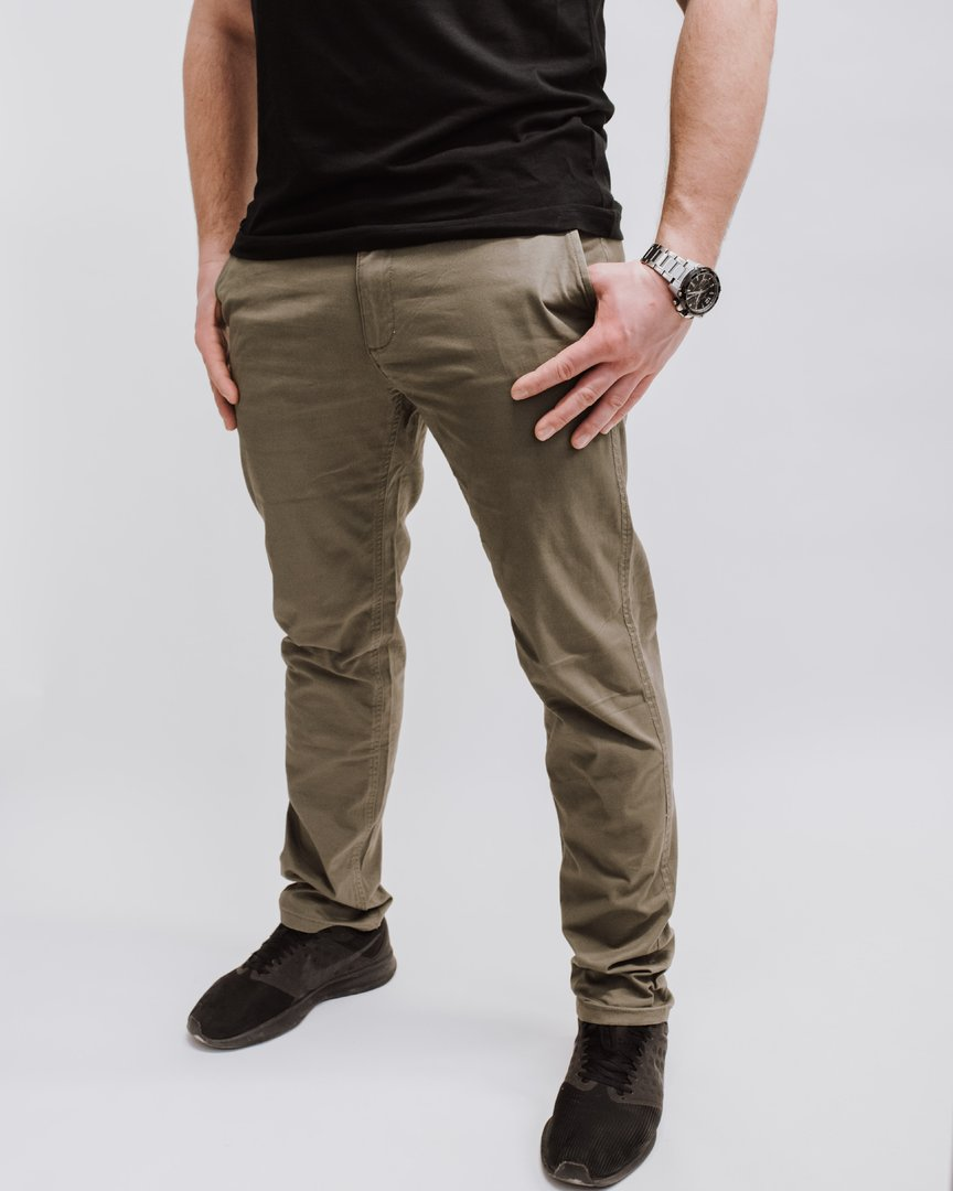 "Chino Pants ""Blazon"" khaki"