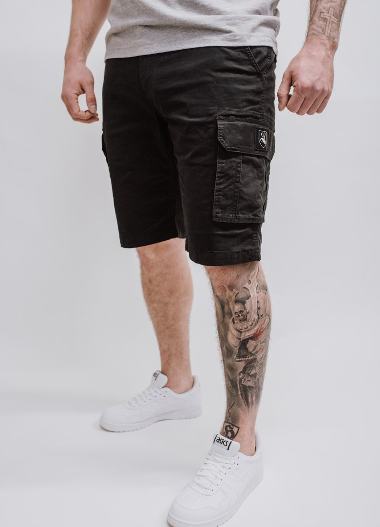 "Cargo Short ""Blazon"" black"